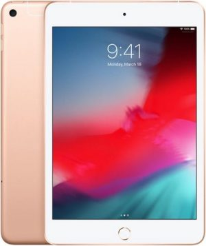 Apple iPad Mini (2019) - 7.9 inch - WiFi + 4G - 64GB - Goud