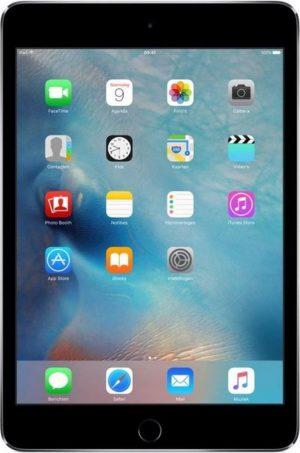 Apple iPad Mini 4 - 32 GB - Wi-Fi + Cellular - Spacegrijs