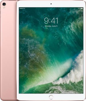 Apple iPad Pro - 10.5 inch - WiFi - 256GB - Roségoud