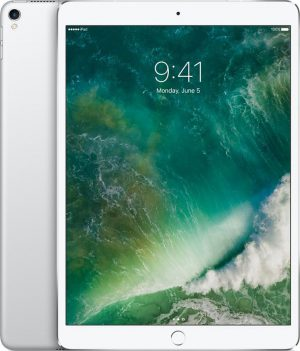 Apple iPad Pro - 10.5 inch - WiFi + 4G - 64GB - Zilver