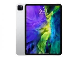Apple iPad Pro 11 inch (2020) - 256 GB - Wi-Fi - Zilver