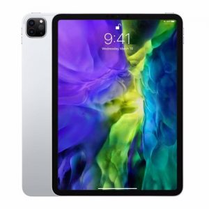 "Apple iPad Pro 11""(2020) Wi-Fi + 4G 1TB (Zilver)"