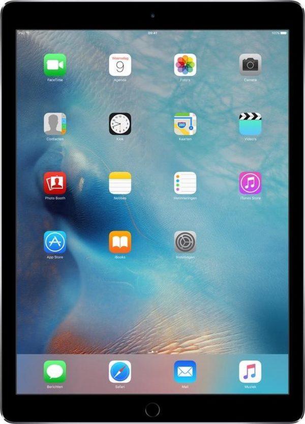 Apple iPad Pro - 12.9 inch - WiFi - 256GB - Spacegrijs