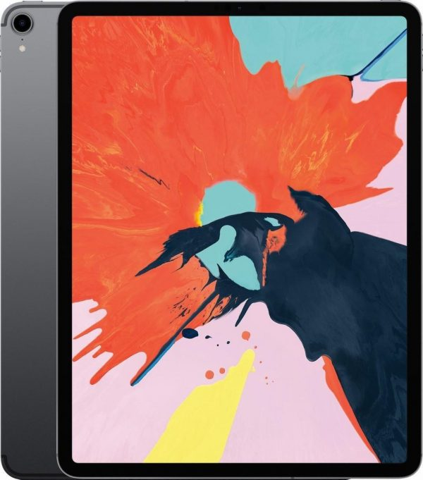 Apple iPad Pro (2018) - 12.9 inch - WiFi + 4G - 64GB - Spacegrijs