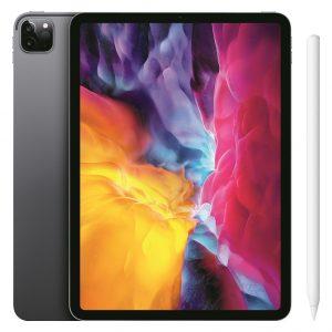 Apple iPad Pro (2020) 11 inch 128 GB Wifi Space Gray + Pencil 2