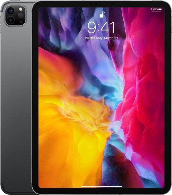 Apple iPad Pro (2020) - 11 inch - WiFi + 4G - 128GB - Spacegrijs