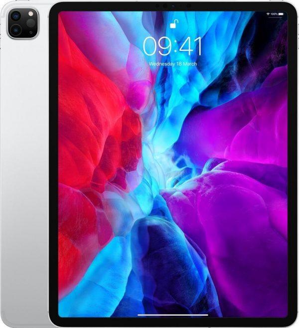 Apple iPad Pro (2020) - 12.9 inch - WiFi + 4G - 1TB - Zilver