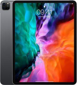 Apple iPad Pro (2020) refurbished door Adognicosto - A Grade (zo goed als nieuw) - 12.9 inch - WiFi - 128GB - Spacegrijs