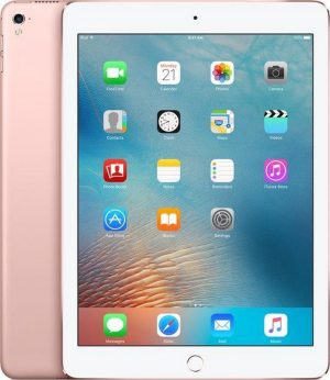 Apple iPad Pro - 9.7 inch - WiFi + Cellular (4G) - 32GB - Roségoud