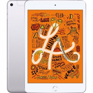 Apple iPad mini 5 Wi-Fi + Cellular 256GB (Zilver)