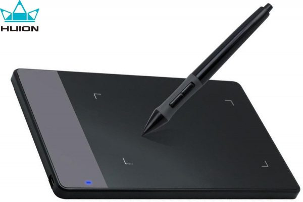 Huion 420 - Tekentablet - Grafische Tablet - Pen Tablet - Professionele Tekentablet