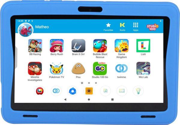 Kurio Tab Ultra Studio 100 - 16GB - Blauw