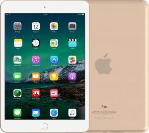 Leapp Refurbished Apple iPad mini 4 - 128GB - Wi-Fi - Goud - Als nieuw - 2 Jaar Garantie - Refurbished Keurmerk