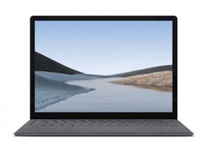 Microsoft Surface Laptop 3 - i5 - 128 GB - Platina