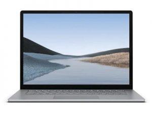 Microsoft Surface Laptop 3 - i5 - 256 GB - Platina