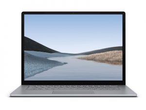 Microsoft Surface Laptop 3 - i5 - 256 GB - Platina