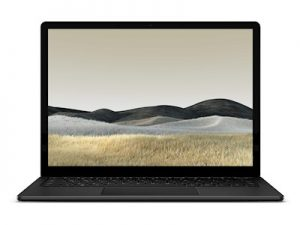 Microsoft Surface Laptop 3 - i7 - 256 GB - Zwart