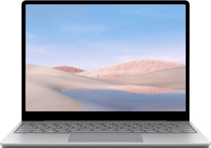 Microsoft Surface Laptop Go (2020) - Intel Core i5 - 12.45 inch - 128 GB - Platinum - Azerty
