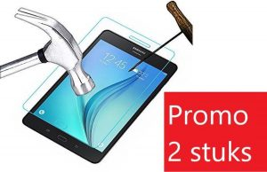Samsung Galaxy Tab A 10.1 (2019) Screenprotector - Tempered Glass 2 stuks promo