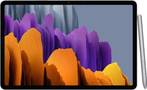 Samsung Galaxy Tab S7 - 128GB - WiFi + 4G - Zilver