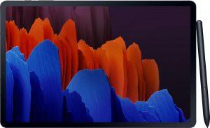 Samsung Galaxy Tab S7+ - 128GB - WiFi + 5G - Zwart