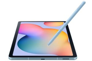"Samsung P610 Galaxy Tab S6 Lite 10.4"" - 128GB - blue - WiFi"