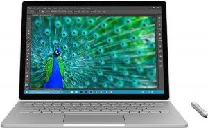 Surface Book Demo Ci5 8/256GB 13.5IN W10