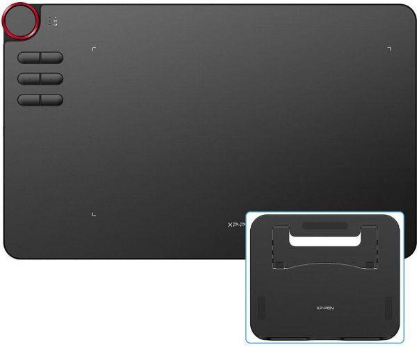 Tekentablet XP Pen Deco 03 - met Stand - Wireless tekentablet - Smartpad
