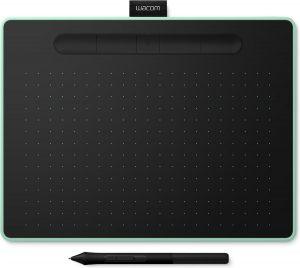 Wacom Intuos Pen & Bluetooth Medium - Tekentablet / Pistache