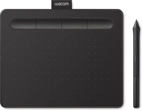 Wacom Intuos Pen & Bluetooth Small - Tekentablet / Pistache