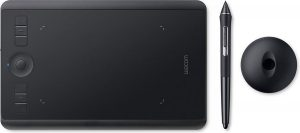 Wacom Intuos Pro (S) grafische tablet 5080 lpi 160 x 100 mm USB/Bluetooth Zwart