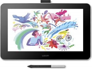 Wacom One 13 grafische tablet 2540 lpi 294 x 166 mm USB Wit