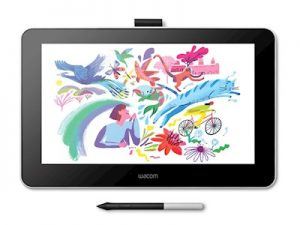 Wacom One - 13'3 inch + Belkin USB C multimediahub