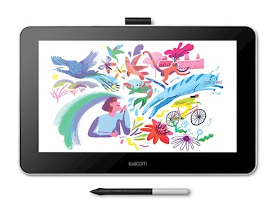 Wacom One - 13'3 inch + Belkin USB C multimediahub