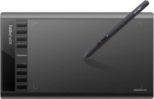 XP-Pen Star03 - Grote Tekentablet - USB - Zwart