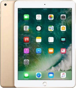 iPad 2017 4g 32gb   32 GB   Goud   Als nieuw   leapp