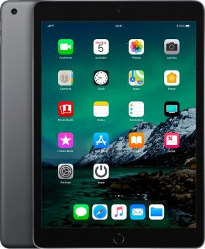 iPad 2019 wifi 128gb | 128 GB | Space Gray | Als nieuw | leapp