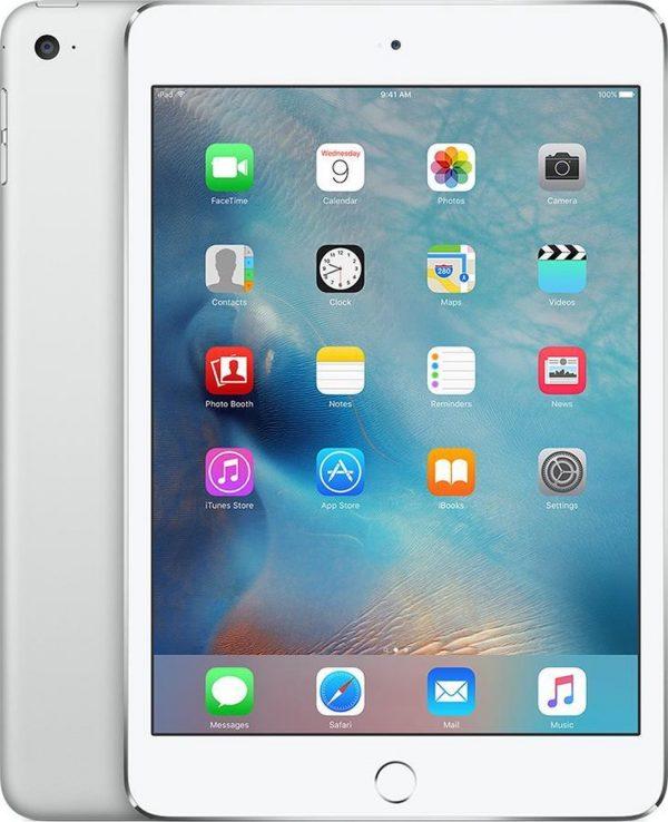 iPad Mini 4 64GB Wit Wifi only   Zo goed als nieuw   A grade   2 Jaar Garantie