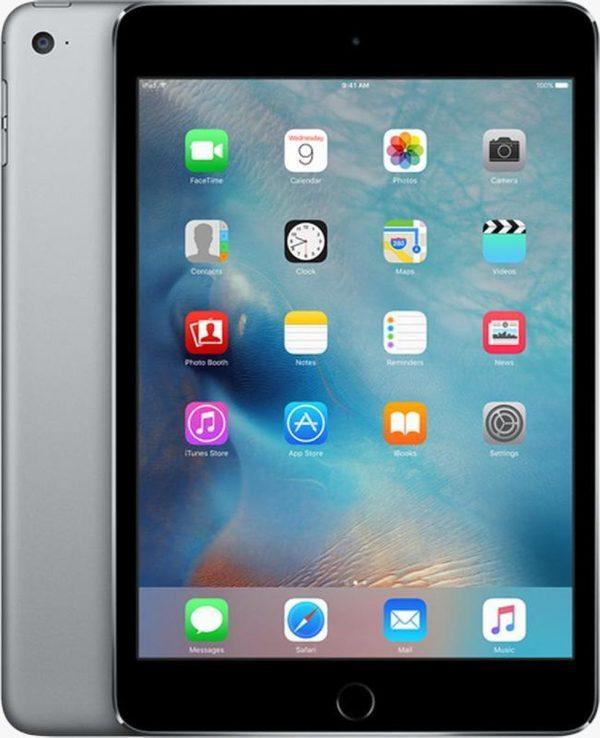 iPad Mini 4 Zwart 64GB Wifi only | Licht gebruikt | B grade | 2 Jaar Garantie