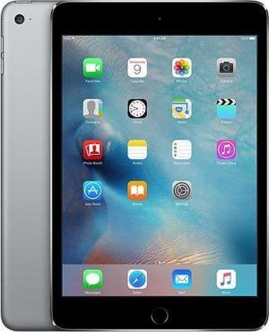iPad Mini 4 Zwart 64GB Wifi only | Zichtbaar gebruikt | C grade | 2 Jaar Garantie