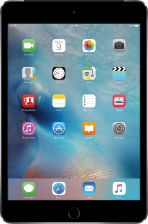 iPad Mini 4 Zwart 64GB Wifi only | Zo goed als nieuw | A grade | 2 Jaar Garantie