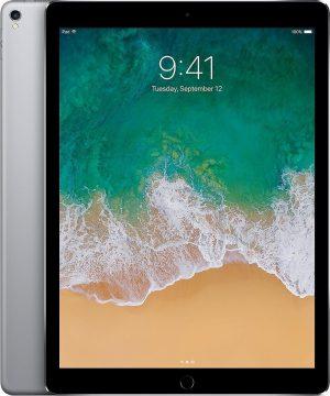 iPad Pro 12.9 Inch (2017-versie) 256GB Space Grey Wifi + 4G   Zo goed als nieuw