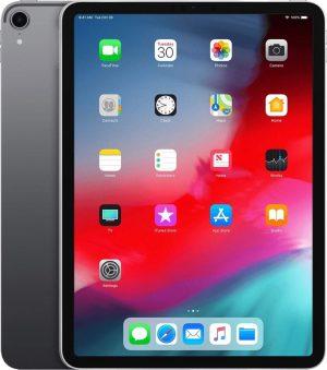 iPad Pro 12.9 Inch (2018 Versie) 256GB Space Grey Wifi only - A grade