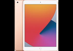 "APPLE iPad 10.2"" (2020) 128 GB WiFi - Goud"