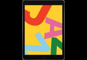 APPLE iPad (2019) 128GB WiFi + Cellular - Space Gray