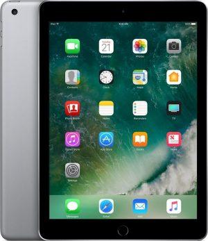 Apple iPad (2017) - 9.7 inch - WiFi - 128GB - Spacegrijs