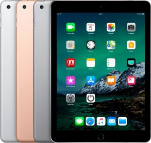 Apple iPad 2018 - 128GB - Wi-Fi + 4G - Goud - A-grade