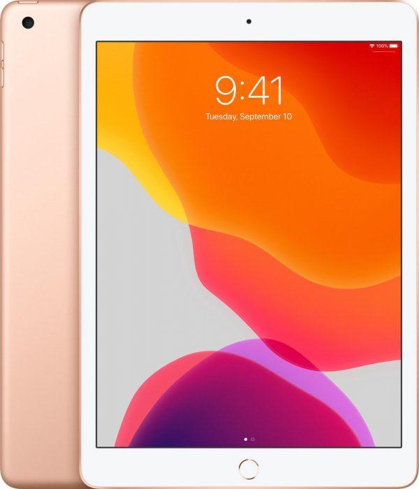 Apple iPad (2019) - 10.2 inch - WiFi - 128GB - Goud
