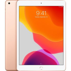Apple iPad (2019) - 10.2 inch - WiFi - 32GB - Goud