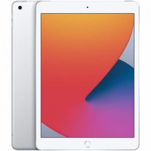 Apple iPad (2020) 10.2 128GB WiFi Tablet Zilver